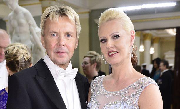 Pia Nykänen järkyttyi Matti-miehensä poismenosta. - En ihan vieläkään tajua mitä on tapahtunut.