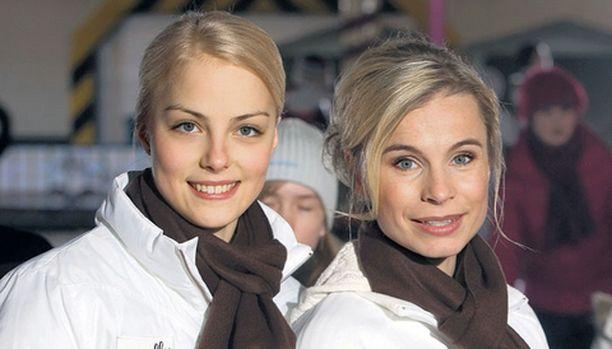 Kiira Korpi osallistui 10-vuotiaana Mila Kajaksen kesäleirille.