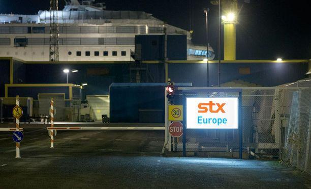 STX:n Turun telakan toiminta sai jatkoa, ainakin toistaiseksi.