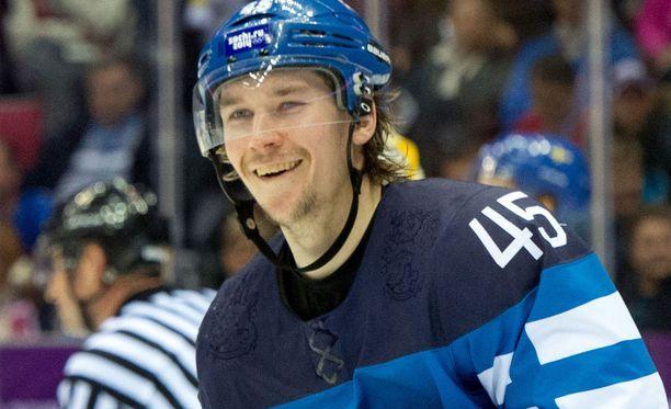 Sami Vatanen kuuluu Suomen kärkipuolustajiin.