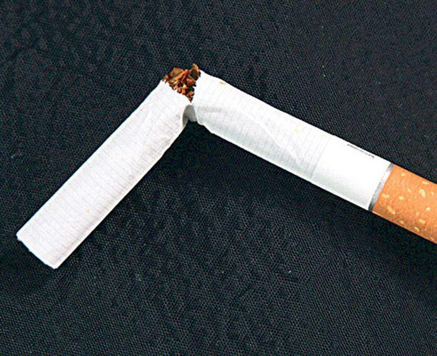 Tupakointi on yksi sepelvaltimotaudin merkittävimmistä riskitekijöistä.