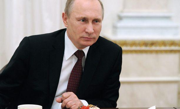 Aiemmin kuvattu dokumentti näytettiin Venäjällä sunnuntaina.