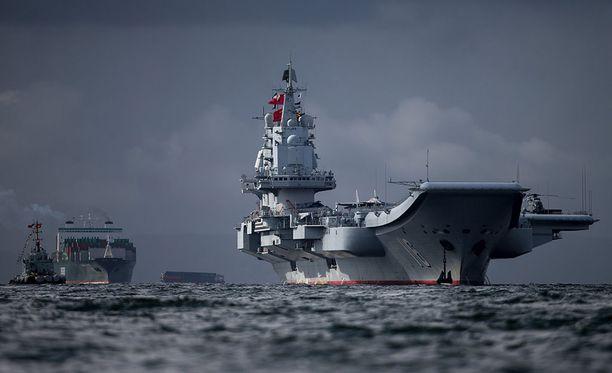 Venäjän ja Kiinan yhteinen sotaharjoitus Itämerellä alkaa tänään.