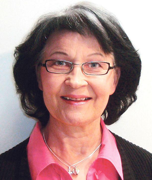 KOHTI VAALEJA – Lähden reippaalla mielellä eduskuntavaaleihin, sanoo Liisa Lajunen.