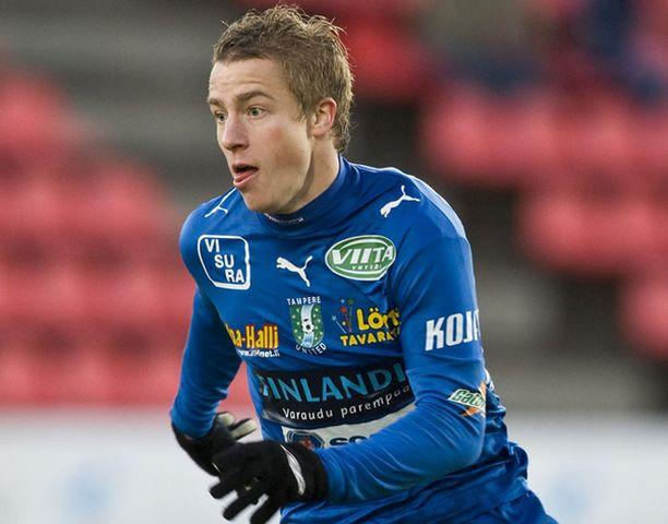 Juska Savolainen seuraa Miikka Koppisen ja Janne Saarisen jalanjälkiä Rosenborgiin.