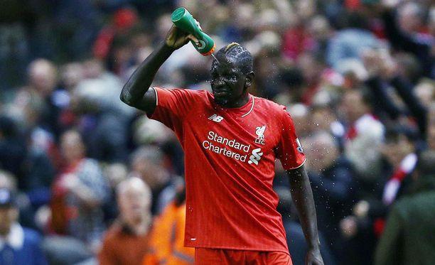 Mamadou Sakho lähetettiin kotiin.