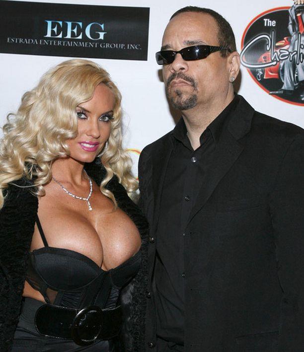 Oli vaimon yllä mitä tahansa, Ice T:llä pokka pitää.