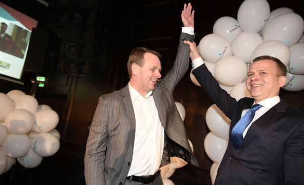 Kokoomuksen pormestariehdokas Jan Vapaavuori oli näiden vaalien äänikuningas.