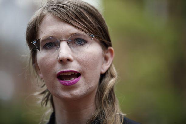 Chelsea Manning ei suostu todistamaan suuren valamiehistön edessä.