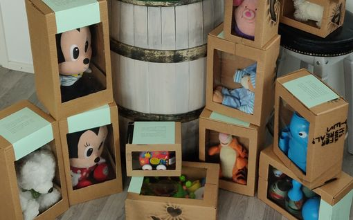 Ahdistaako uuden tavaran ostaminen jouluna? Lahtelainen Niklas keksi nerokkaan idean, joka säästää rahaa sekä ympäristöä