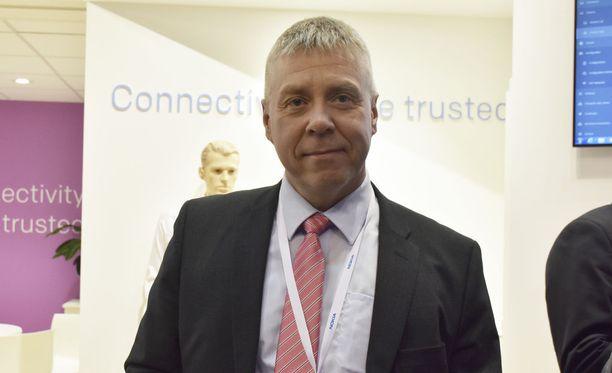 Bittiumin toimitusjohtajan Hannu Huttusen mukaan EKG-sopimus on erittäin merkittävä päänavaus.