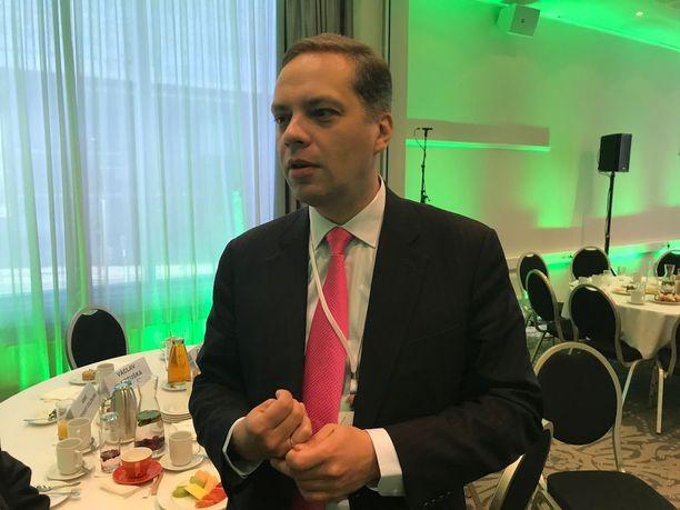 Venäläinen energiakonsultti, oppositioaktivisti Vladimir Milov korosti viikonloppuna Tallinnassa, että Moskovan nykyinen hallinto on yhteinen uhka kaikille Euroopan maille.