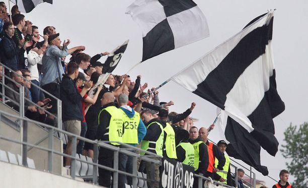 VPS-kannattajien käyttäytyminen poiki seuralle sakot UEFAlta.