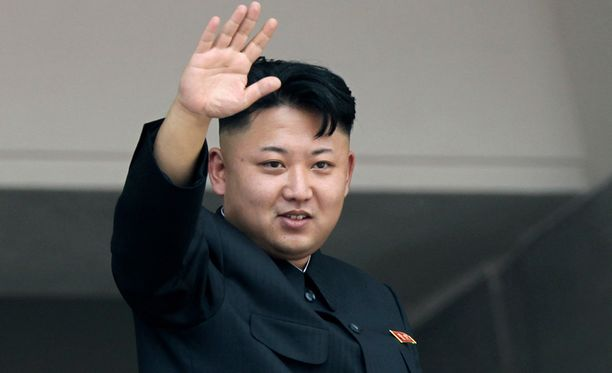 Yhdysvaltain turvallisuuspalvelun FBI:n mukaan Pohjois-Korea on syyllinen Sony Pictures -elokuvayhtiöön tehtyyn hakkeri-iskuun. Kuvassa Pohjois-Korean johtaja Kim jong-un.
