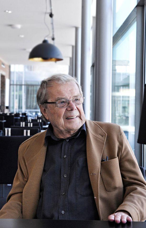 Lasse Mårtenson kuoli 81-vuotiaana.