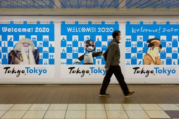 Tokion olympialaisten avajaisseremonia on tarkoitus järjestää 23. heinäkuuta.