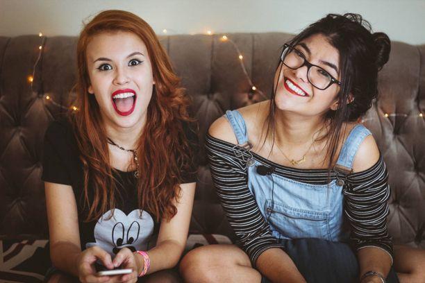 Ystävän voi löytää missä iässä tahansa kunhan antaa ystävystymiselle mahdollisuuden.