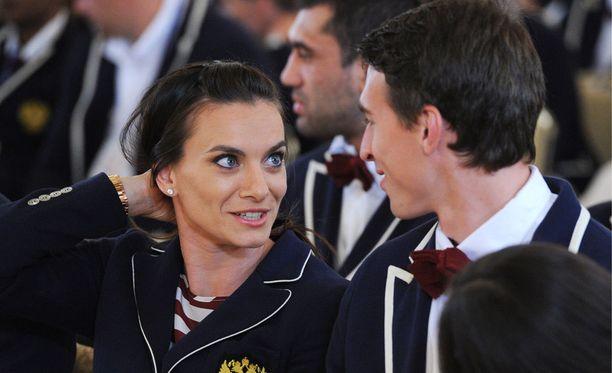 Jelena Isinbajeva ilmoitti Rion kisojen aikaan päättävänsä uransa.