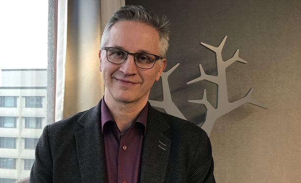 Professori Juhani Knuuti tunnetaan huuhaan vastustajana.