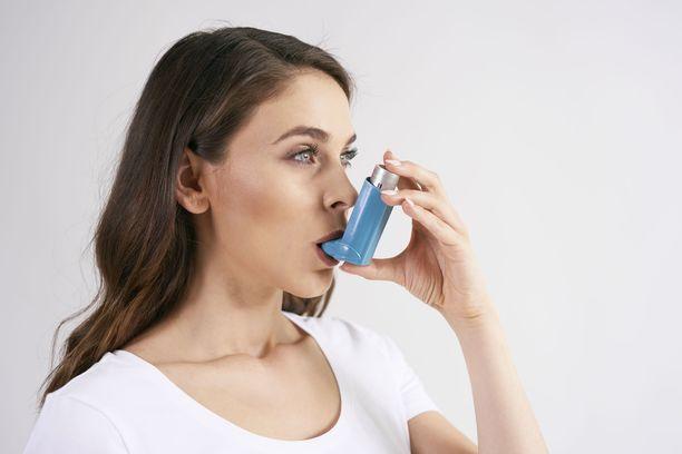 Astmaa potevien riski on selvästi luultua pienempi.