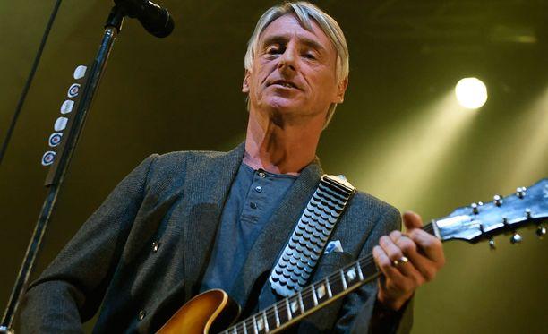 Paul Weller ei ole antanut 56 vuoden ikänsä hidastaa vauhtiaan.