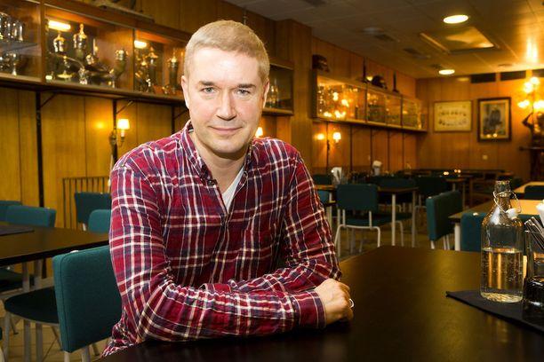 Maikkarilla ei osattu pitää suosikkijuontajasta kiinni, siksi Marco Bjurström vaihtoi kanavaa.