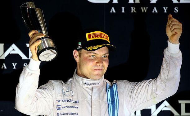 Nähdäänkö Fernando Alonso parin kauden päästä Valtteri Bottaksen (kuvassa) Williams-paikalla?