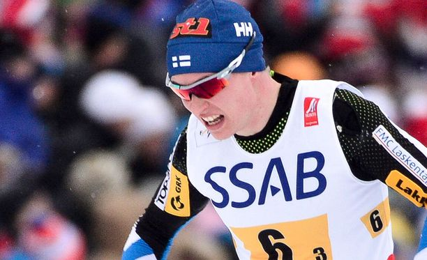Matti Heikkinen voitti tänään SM-kultaa kovalla ajalla.