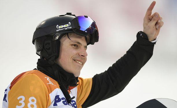 Pyeongchangin paralympialaiset olivat Matti Suur-Hamarille täysosuma.