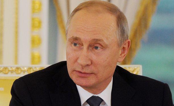 Vladimir Putin otti tänään kantaa Venäjää koskeviin dopingväitteisiin.