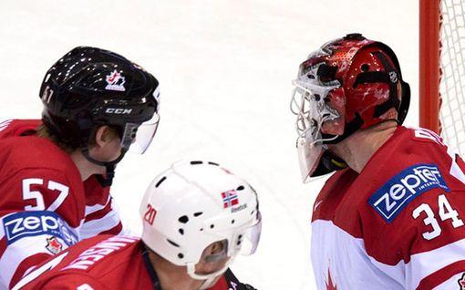 Kiitos Sveitsi - Suomi kohtaa Kanadan!