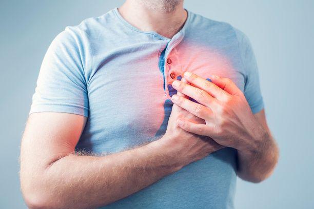 Sydänkohtauksen taustalla on lähes aina valtimotauti.