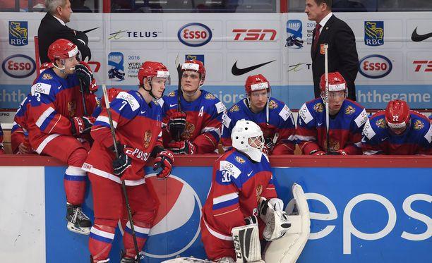 Venäjä kärsi Suomelle katkeran tappion jatkoajalla.