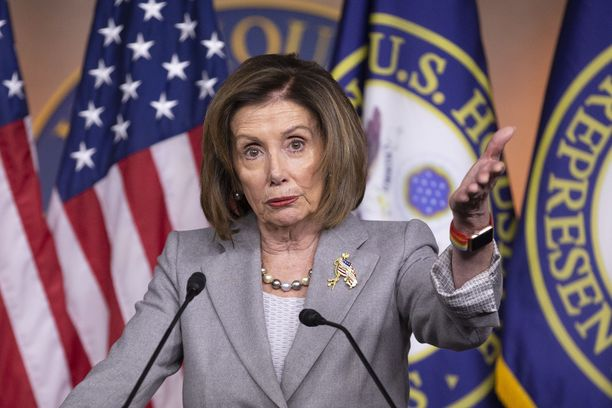 Nancy Pelosi on antanut virkasyytetutkinnalle kasvot.