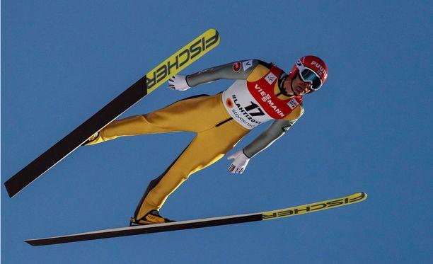 Janne Ahonen sai Lahden MM-kisojen henkilökohtaisista kilpailuista sijat 23 ja 25.