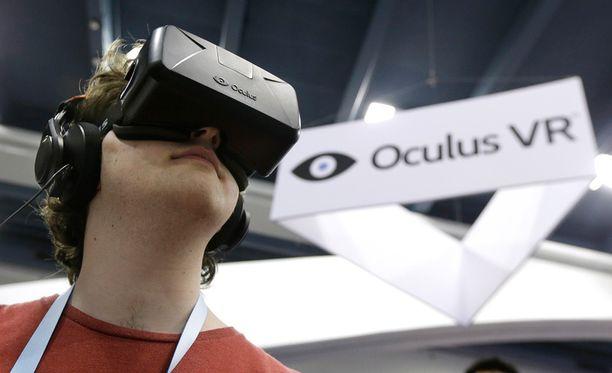 Oculus VR julkisti uuden versio Oculus Rift -laseistaan viime keskiviikkona.