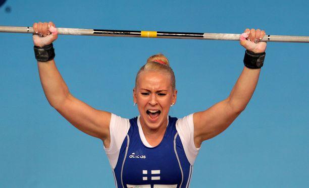 Anna Everi vie oklympiavalintansa urheilun oikeusturvalautakuntaan.