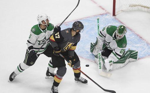 Suomalaisten Dallas joutui nöyrtymään – joukkue vaihtoi maalilleen 21-vuotiaan NHL-debytantin