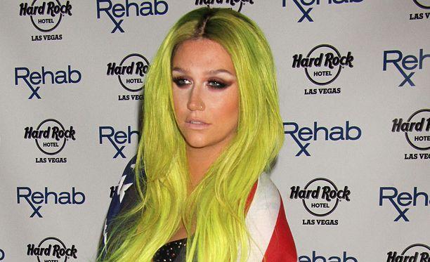 Kesha ei ole julkaissut pitkään aikaan uutta musiikkia.