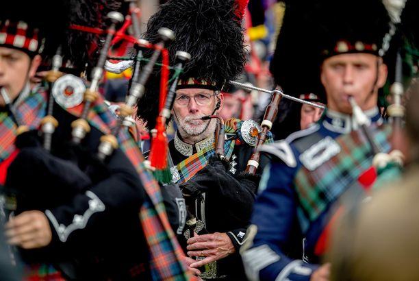 Skotlanti marssii kohti itsenäisyyttä.