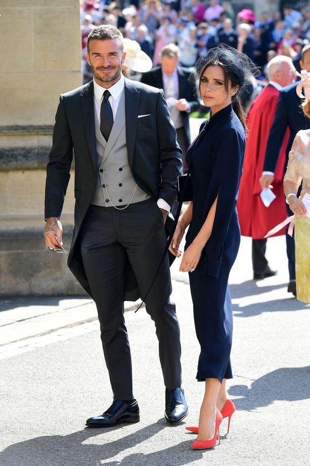 Victoria ja David Beckham ovat olleet naimisissa pian 19 vuotta.