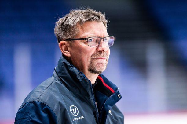 Leijonien päävalmentaja Jukka Jalonen pisti joukkueen uusiksi Karjala-turnauksen jälkeen.