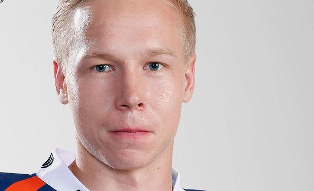 Tomi Tuomisto teki HIFK:n kanssa kevääseen 2017 ulottuvan sopimuksen.