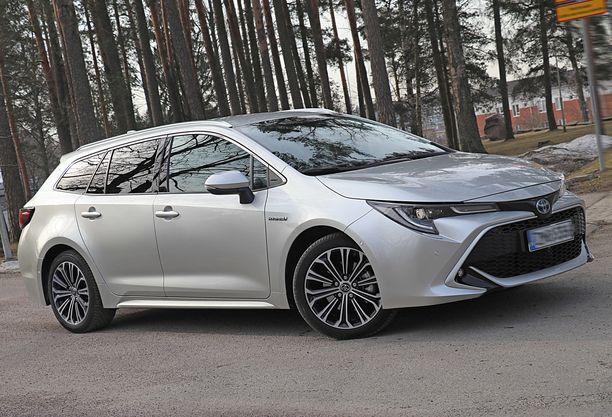 Toyota Corolla kuittasi Vuoden Talviauto -tittelin.