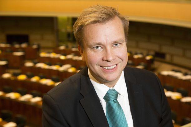 Antti Kaikkonen on löytänyt itselleen uuden kodin.