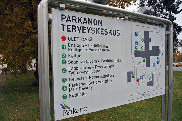 Yksityinen terveysalan yritys Pihlajalinna on hoitanut Parkanon sote-palveluita vuodesta 2015.