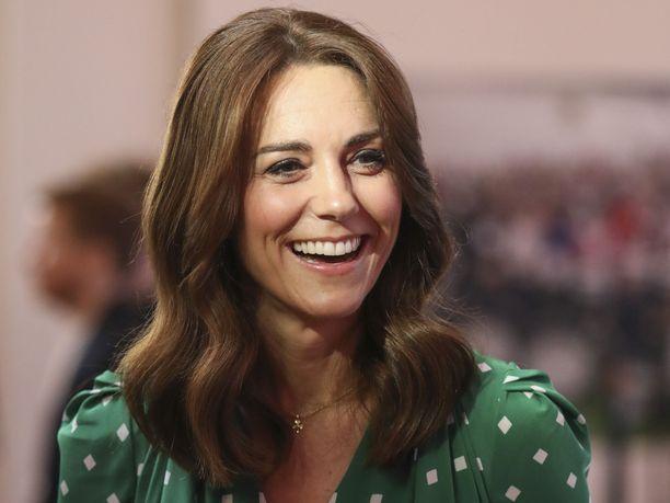 Herttuatar Catherine soitti yllätyspuhelun juuri synnyttäneelle brittinaiselle.