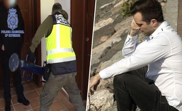 Niko Ranta-aholle vaaditaan pitkää vankilatuomiota törkeistä huumerikoksista.