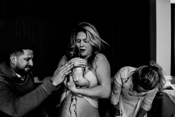 3. sija, sairaalasynnytys, Jody Deijnen, Jody Deijnen Photography