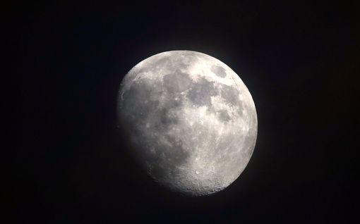 Kuussa on tänään osittainen auringonpimennys – saattaa näyttää Maastakin katsottuna oudolta